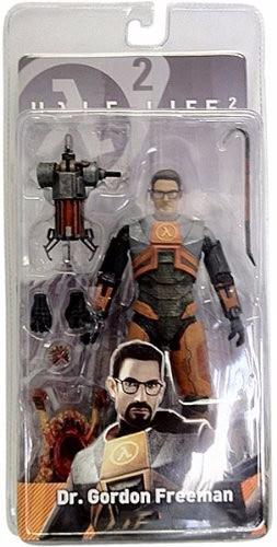 Коллекционная фигурка Half-Life 2 Гордон Фримен 1