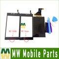 1 Шт./лот Для Sony Xperia M2 S50h & M2 Aqua D2403 ЖК-Дисплей + Сенсорный Экран Ассамблея с инструменты Черный Цвет