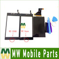 1PC /Lot For Sony Xperia M2 S50h & M2 Aqua D2403 LCD Display +Touch Screen Assembly with tools Black Color