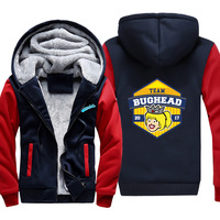 Riverdale Sweatshirt Team Bughead Betty and Jughead for Men Women Winter Hoodie Jacket South Side