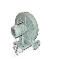 220V CNC Router Parts Low Noise 550W Blower Exhaust Fan Centrifugal Blower For Laser Engraving Cutting Machine