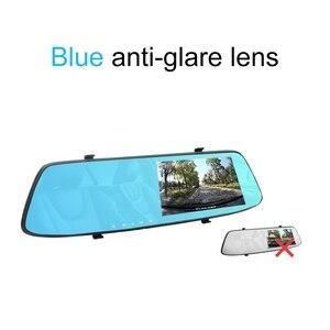 Image 4 - 5.0 Inch 1080P HD Car DVR Mirror with Rear View Camera Night Vision Auto Driving Video Recorder Car Dash Camera