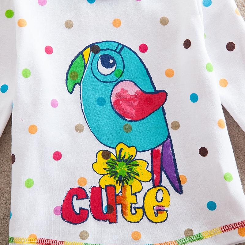 HTB1STLHbUgQMeJjy0Ffq6zddXXa6 - Girls Long Sleeve All Year T-Shirt, Long Sleeve, Cotton, Various Designs and Prints