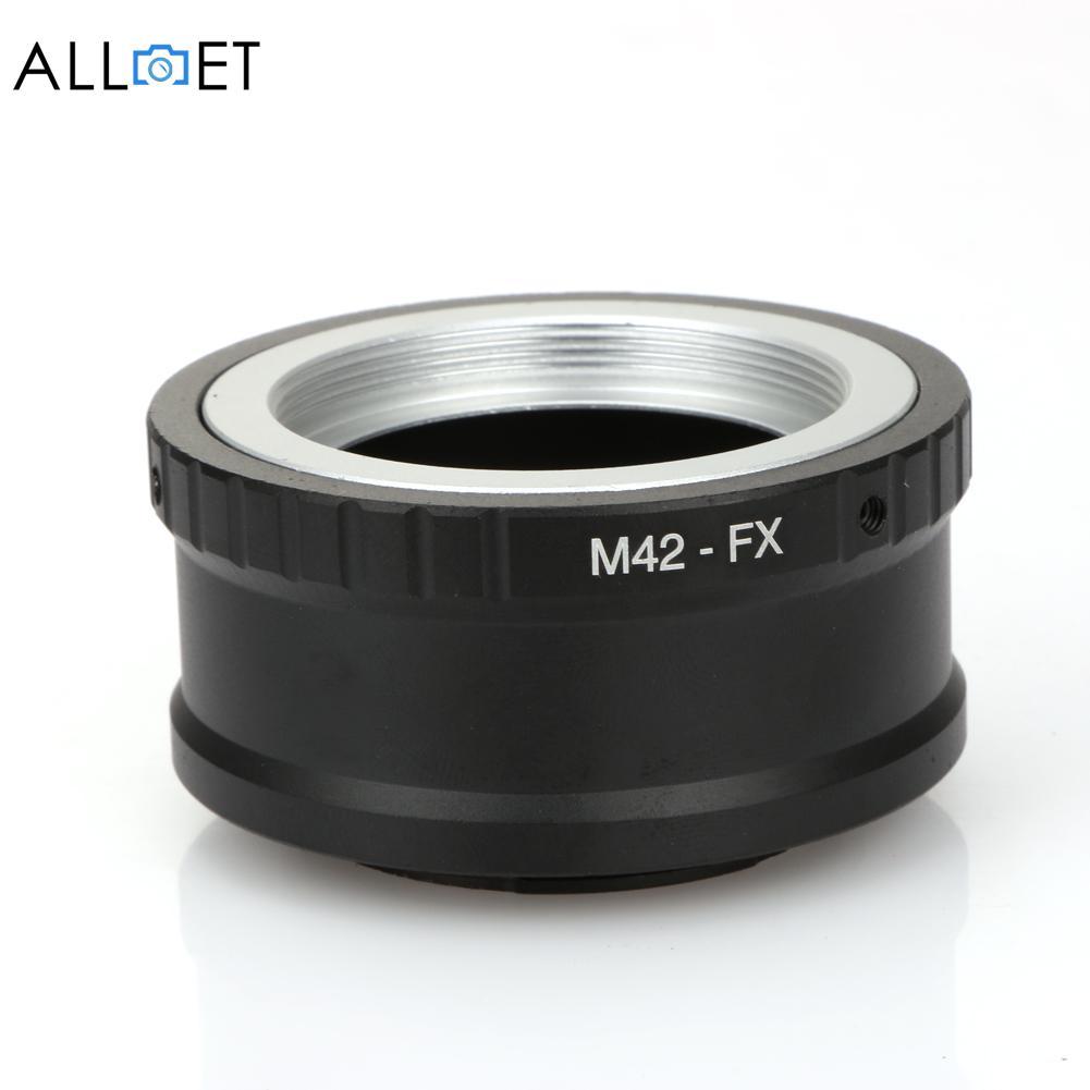 M42-FX M42 M 42 Lens Voor Fujifilm X Mount Fuji X-Pro1 X-M1 X-E1 X-E2 - Camera en foto - Foto 4