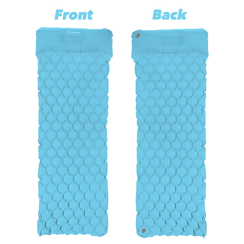 Inflatable sleeping pad  2
