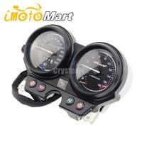 Motorcycle Speedo Meter Speedometer/ Kilometer Odometer Gauge Tachometer Instrument Assembly For Honda Hornet 600 2000 2006