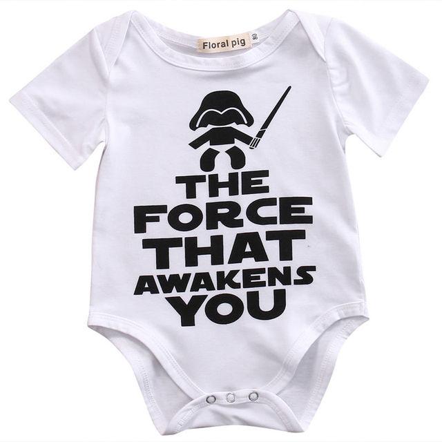 beste Qualität großer Rabatt speziell für Schuh US $2.59 36% OFF Neugeborenen Star Wars Baby kleidung Baumwolle Overall  Sunsuit Outfits Infant New Ankunft Jungen Mädchen Sommer Strampler  Kostüm-in ...