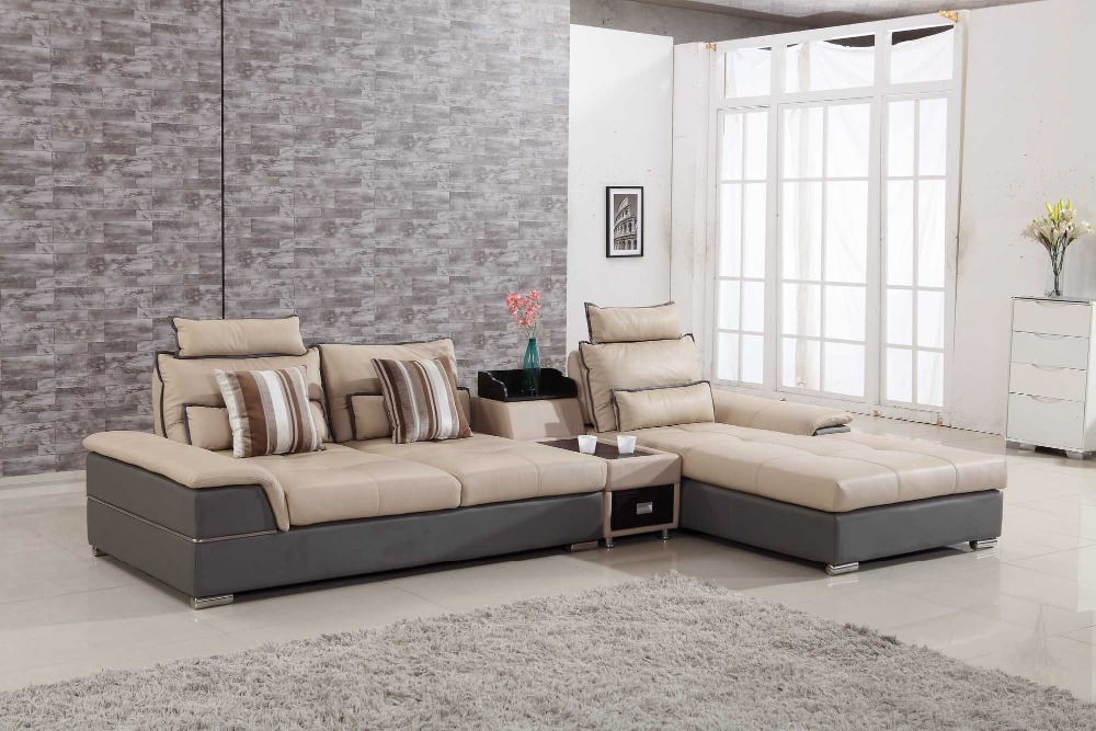 Online get cheap quality leather sofas for Cheap quality couches