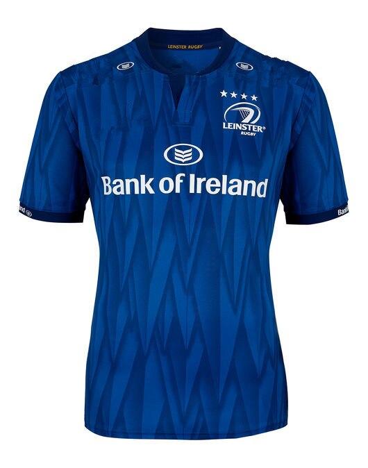 673039de8eed8 LEINSTER HOME JERSEY 2018 2019 LEINSTER rugby Jerseys Ireland Rugby Ireland  IRFU 2018/19 Home