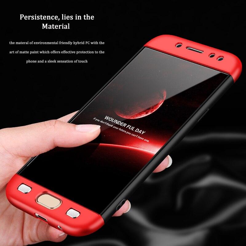 competitive price bd413 deb87 US $3.59 28% OFF  GKK J5 2017 Case 360 Full Protection Shockproof Case for  Samsung Galaxy J7 Pro 2017 J3 J5 Pro J330 J530 J730 J730F Cover Coque-in ...