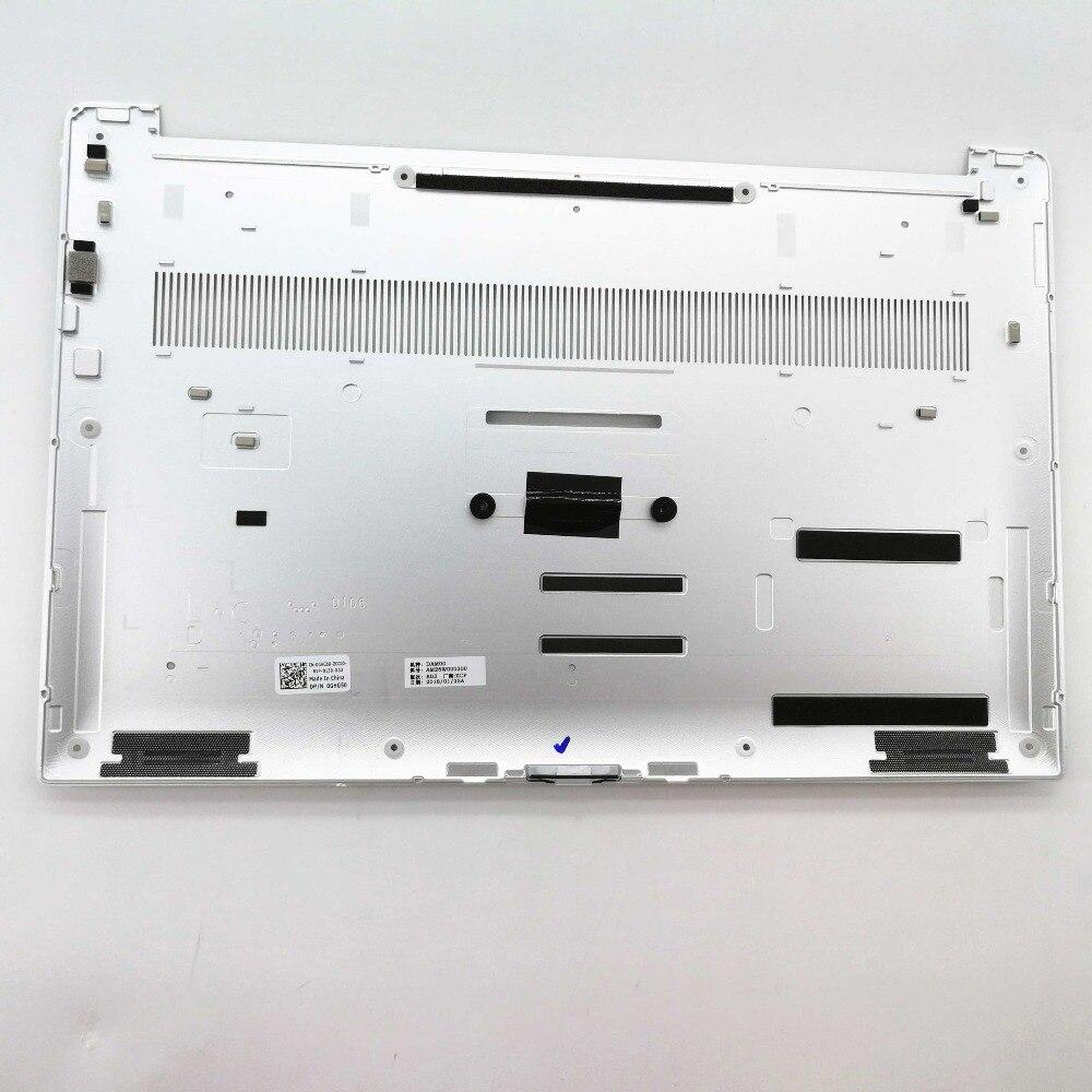 New for Dell XPS 15 9560 9570 Precision M5520 Bottom Case Cover 0GHG50  GHG50 Silver