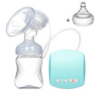 New 2019 Intelligent Automatic Electric Breast Pumps Nipple Suction Milk Pump Breast Feeding USB Electric breast pump Enlarger
