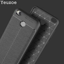 Фотография Yeuzoe Fashion Ultra thin soft TPU silicone case For xiaomi redmi 4X Cover Back ShockProof Phone Case Cover For redmi4X coque