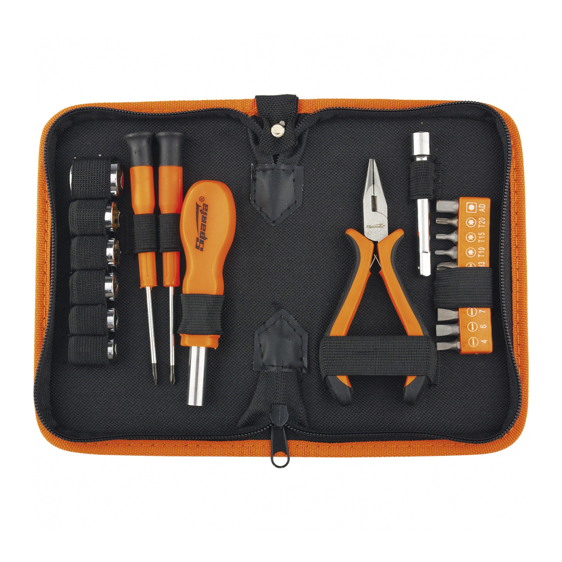 Set of hand tools SPARTA 13537