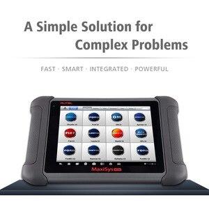 Image 3 - Autel MaxiSys MS906 OBD2 ماسحة أداة تشخيص أعطال سيارات MS 906 مفتاح البرمجة رمز قارئ OEM أدوات مفتاح الترميز