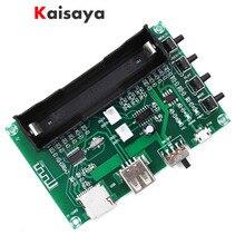 5W + 5W PAM8403 Bluetooth numérique batterie au Lithium puissance HIFI amplificateur carte pour USB SD carte chantant Machine bricolage A8 006
