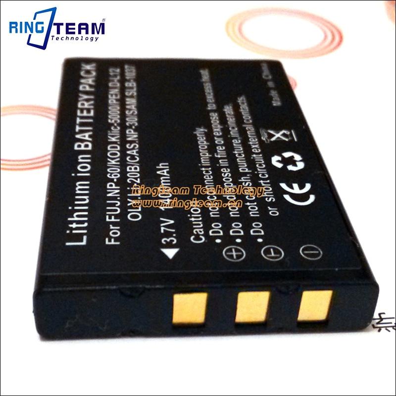 BATTERIA Power per Samsung Digimax v700 Digimax Fotocamera Digitale v800 batteria Accu