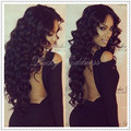 Peerless virgin hair company Brazilian deep wave virgin hair cheap brazilian hair 4 bundles 100g /pcs top hair extensions