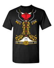 Company T Shirts Men's Short Mariachi Costume Design Mexico DT Adult O-Neck Fashion 2017 Tees