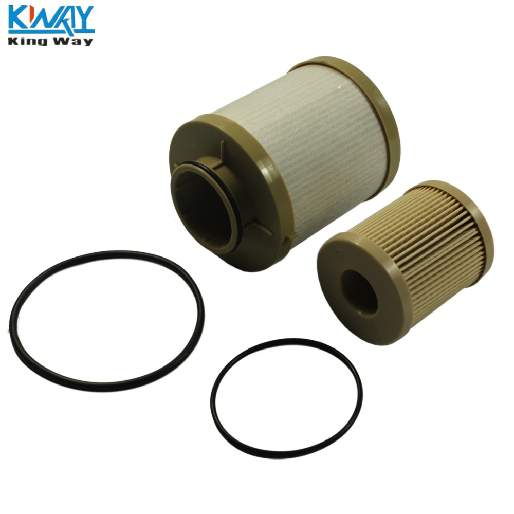 Fd4615 Fuel Filter For 2011 2013 Ford 67l V8 Diesel F250 F350 F450 On 2012 Free Shipping King Way 03 07 F Series 60