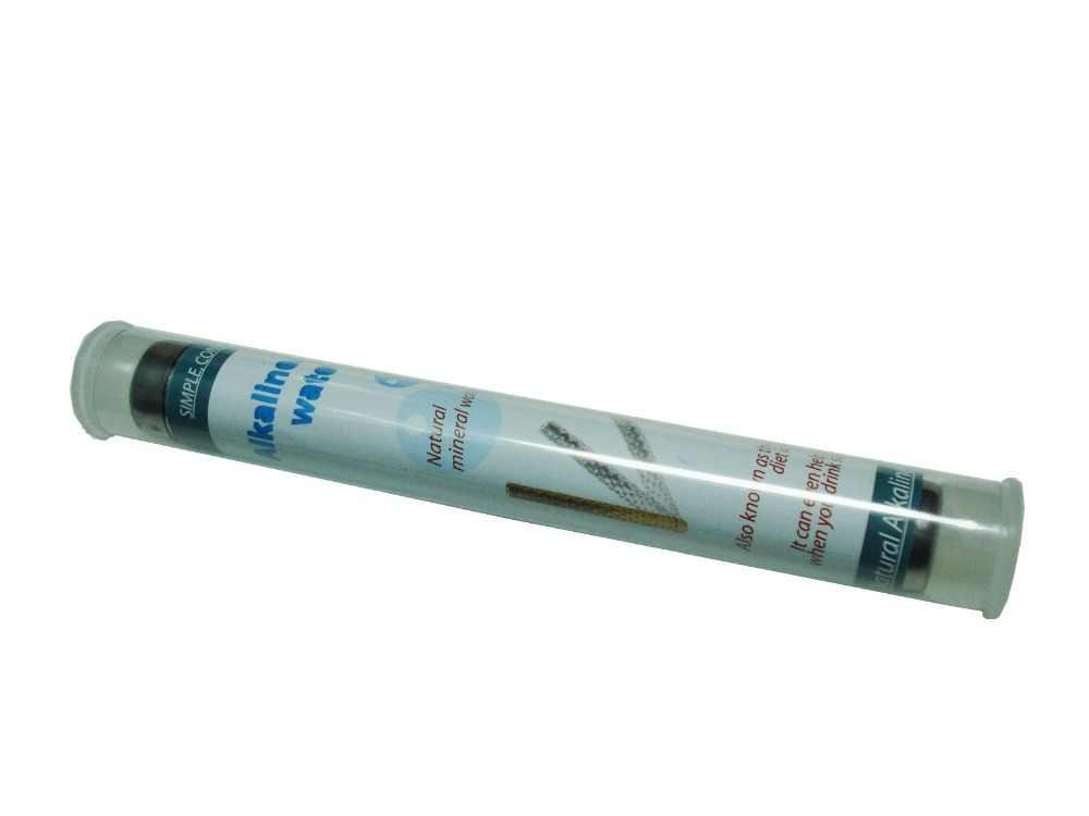 Freeshippin304 Нержавеющаясталь палочка для щелочной воды с pH 9,0-восстановительного потенциала, концентрата эмульсии-200mv и 7 различных био-энергия камня ингредиенты QY-AS100