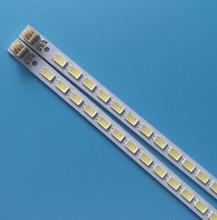 2 pcs/pair חדש Led תאורה אחורית רצועת 40INCH L1S 60 G1GE 400SM0 R6 LJ64 03029A 2011SGS40 5630 60 H1 REV1.1 60 נוריות 455 MM
