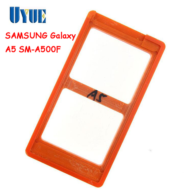 UYUE Outer Glass Lens Repair Touch Screen Refurbishment Glueing Mold For SAMSUNG Galaxy A SM-A500F Screen Repair Mould
