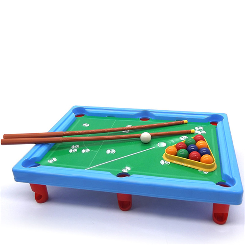 Mini American Style Pool Table Childrenu0027s Billiard Table Kids Educational  Toys Parent Children Interaction Supplies In Snooker U0026 Billiard Tables From  Sports ...