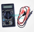 Digital Multimeter AC DC Voltmeter Ohmmeter Electrical Multi Tester DT-830B