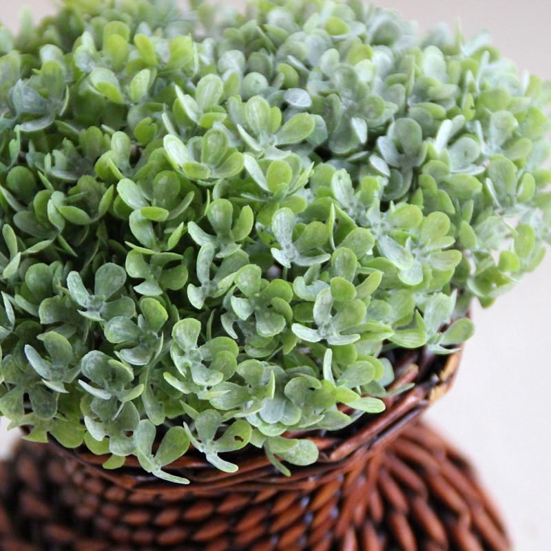 Corona Virus Zombie Hoax: 20pcs/lot Wholesale Artificial Plastic Small Four Leaf