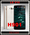 "LG V10 H901 Original Unlocked GSM 4G LTE T-mobile Android Hexa Core RAM 4GB ROM 64GB 5.7"" 16MP Cell Phone dropshipping"