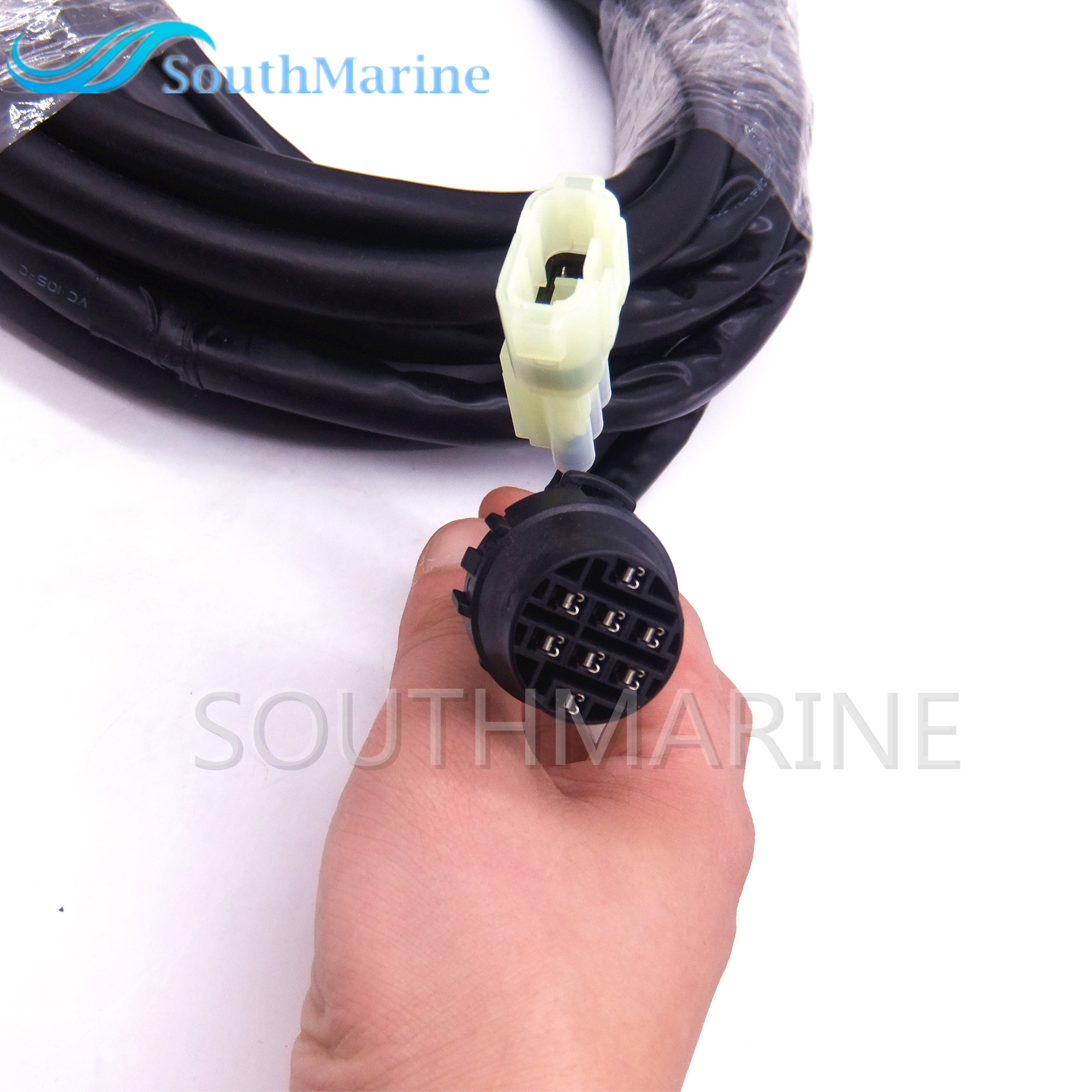 small resolution of 36620 93j02 22 6ft main wiring harness for suzuki outboard motor remote control box with ptt 8p 6 9m