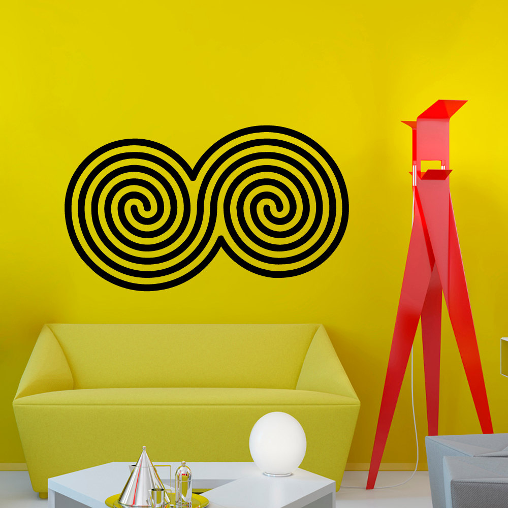 Fancy Spiral Wall Art Photo - The Wall Art Decorations ...