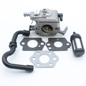 Image 3 - Carburetor Gasket Kit For STIHL 017 018 MS170 MS180 MS 180 170 Chainsaw Parts Walbro Carb 11301200603, 11301200608