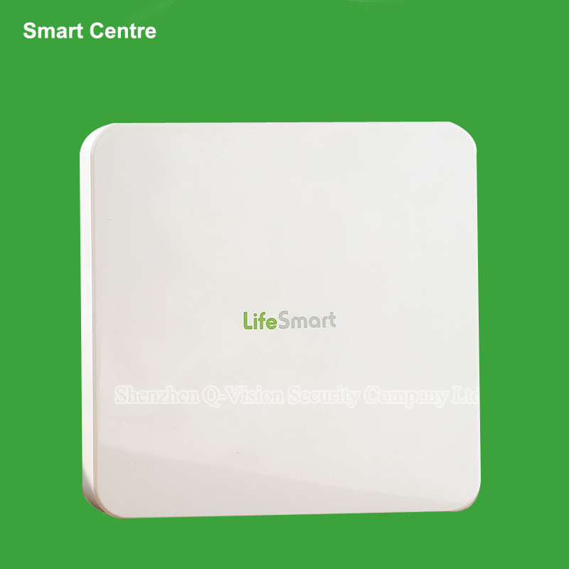 Lifesmart-Smart-Home-Automation-Smart-Station-Center-Core-of-your-Home-433MHz-Wireless-WIFI-Remote-VIA