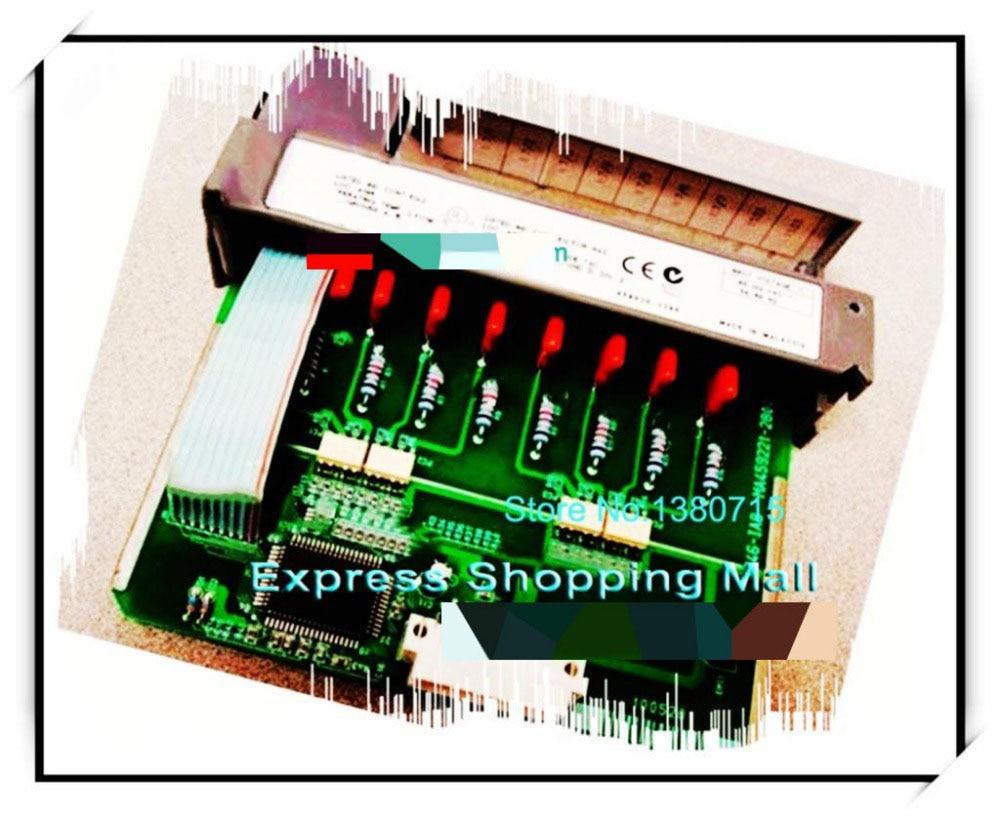 New Original 1746-IA8 PLC 85-132VAC Digital AC Input Modules 1746 ib16 plc 10 30 dc sink 16 number of inputs new original