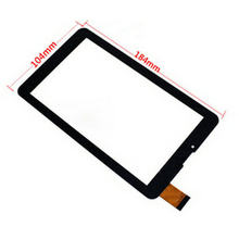 "New touch screen For 7"" RoverPad Sky Glory S7 3G GO C7 GO S7 Tablet Touch Screen Panel Digitizer Glass Replacement Free Shipping(China)"