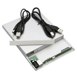 USB 2.0 для IDE Внешний Корпус Enclosue Для Ноутбуков CD DVD Blu-Ray Привод RW ROM