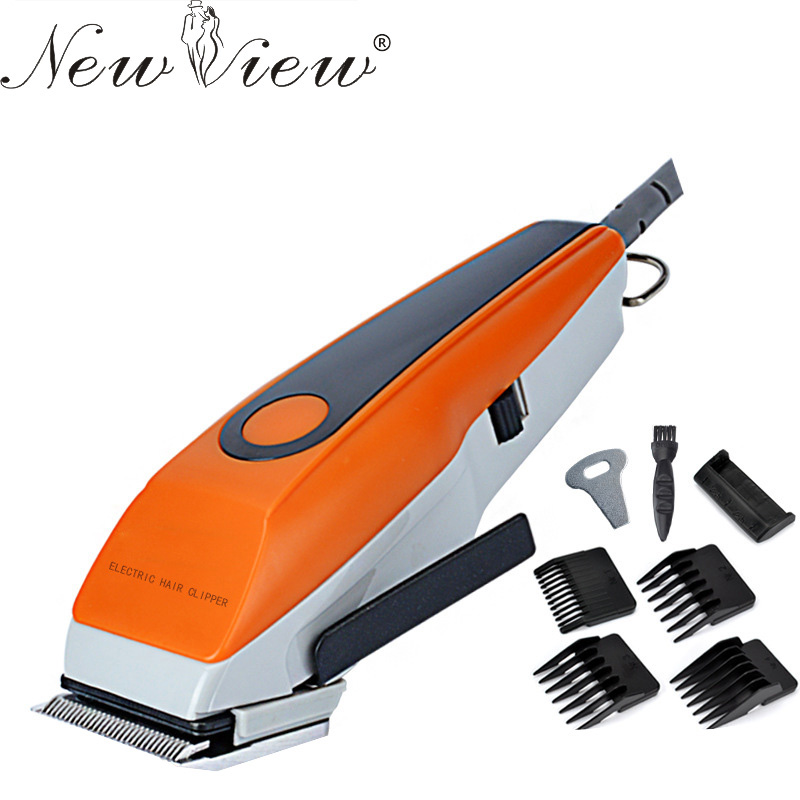 NewView Electric Hair Clipper Haircut Machine Hair Trimmer Professional Beard Trimmer Hairclipper For Barber Salon newview electric hair trimmer rechargeable hair clipper professional haircut machine barber salon beard trimmer hairclipper