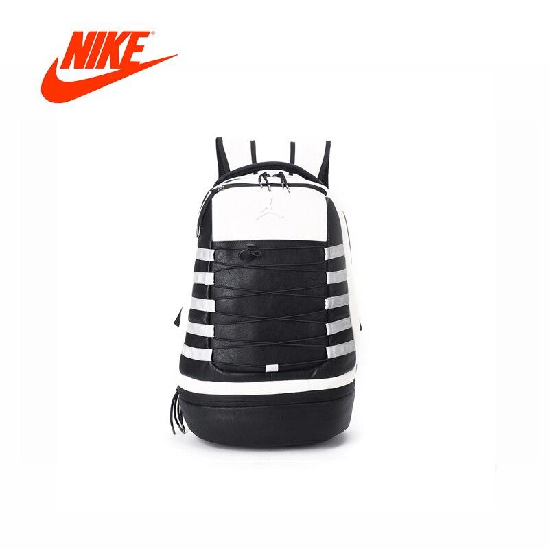 Original Nouvelle Arrivée Authentique Nike AIR JORDAN 10 Sac À Dos AJ10 Sport Sacs Bonne Qualité A0037W5G