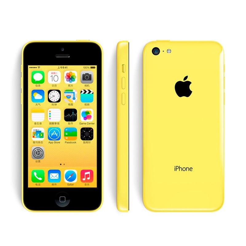 "bilder für Original Apple iPhone5C 4,0 ""bildschirm CPU A6 Dual Core 1 GB RAM 8 GB/16 GB/32 GB ROM iphone 5c Verwendet telefon"