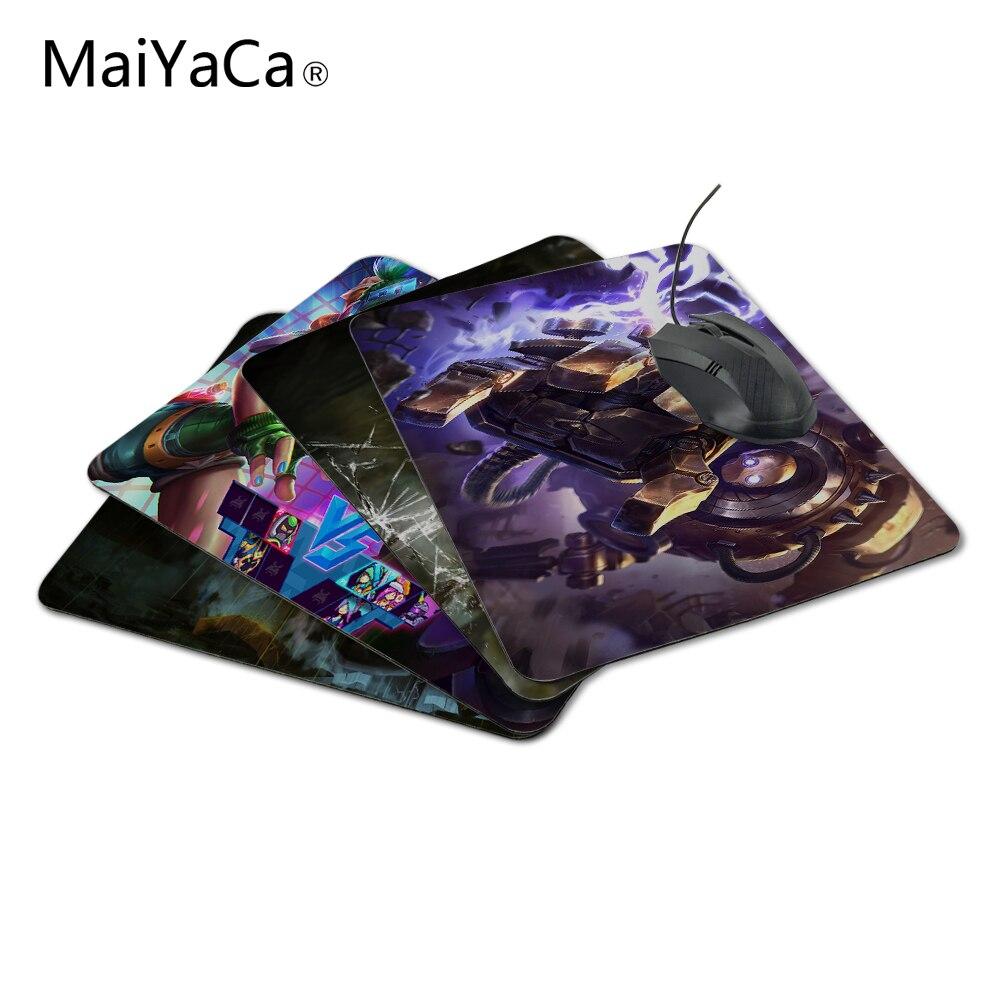 MaiYaCa A melhor escolha para enviar namorado LoL Blitzcrank Mouse Pad do  Mouse Pad de Borracha Não-Skid Não Overlock Rato pad