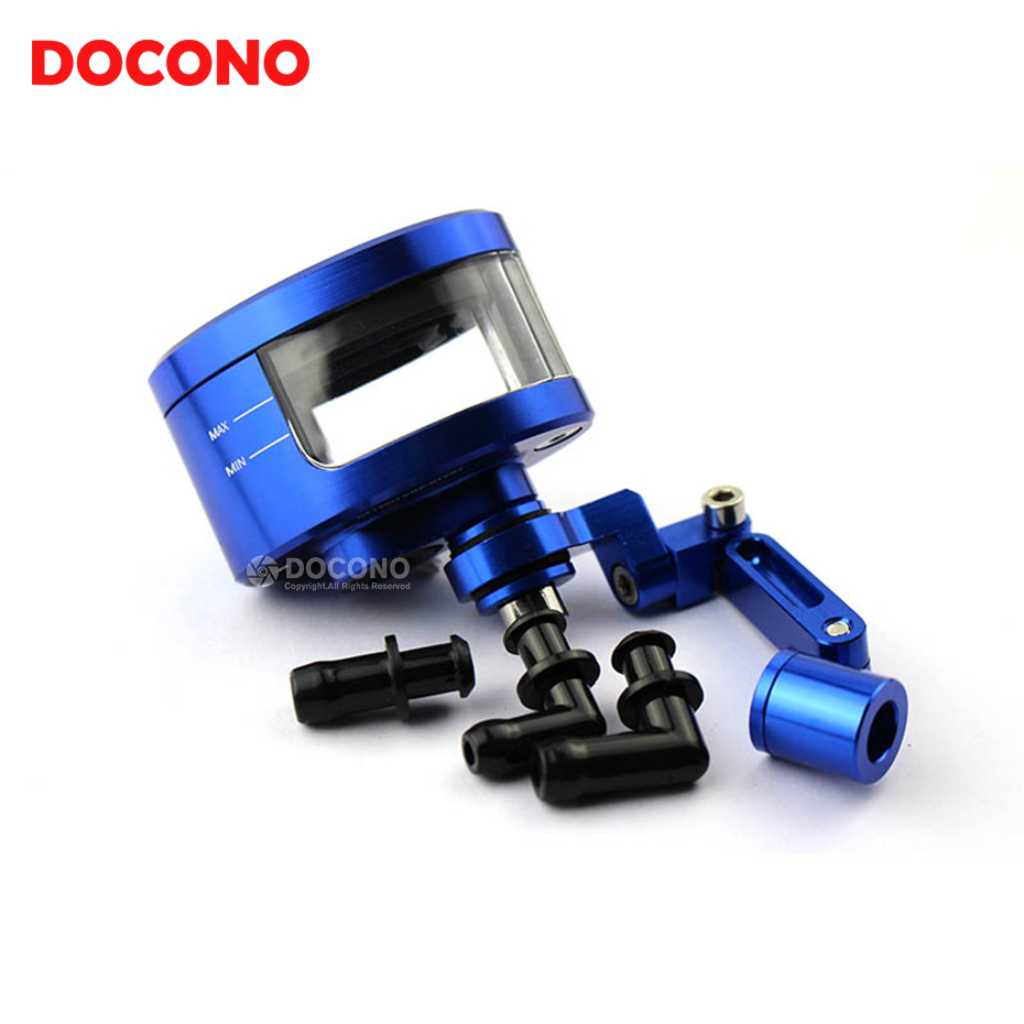 Motorcycle Brake Fluid Reservoir Clutch Brake Oil Cup For yamaha fz6 r6 fz1 r1 r25 xj6 xjr 1300 fz8 honda cb400 cb600 bmw motorcycle brake fluid reservoir clutch tank oil fluid cup for yamaha yzf r25 r15 r6 r125 kawasaki z750 z800 fz8 fz1 fz6r mt09