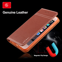 Luxury Genuine Leather Wallet Caes For iPhone 6S 7 8 Plus Phone Real Shockproof 360 Full Protective Back Flip Cover Case