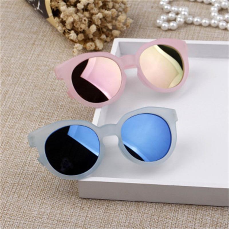 KOTTDO 2018 Fashion Brand Kids Sunglasses Child Black Sun Glasses Anti-uv Baby Sun-shading Eyeglasses Girl Boy Sunglass