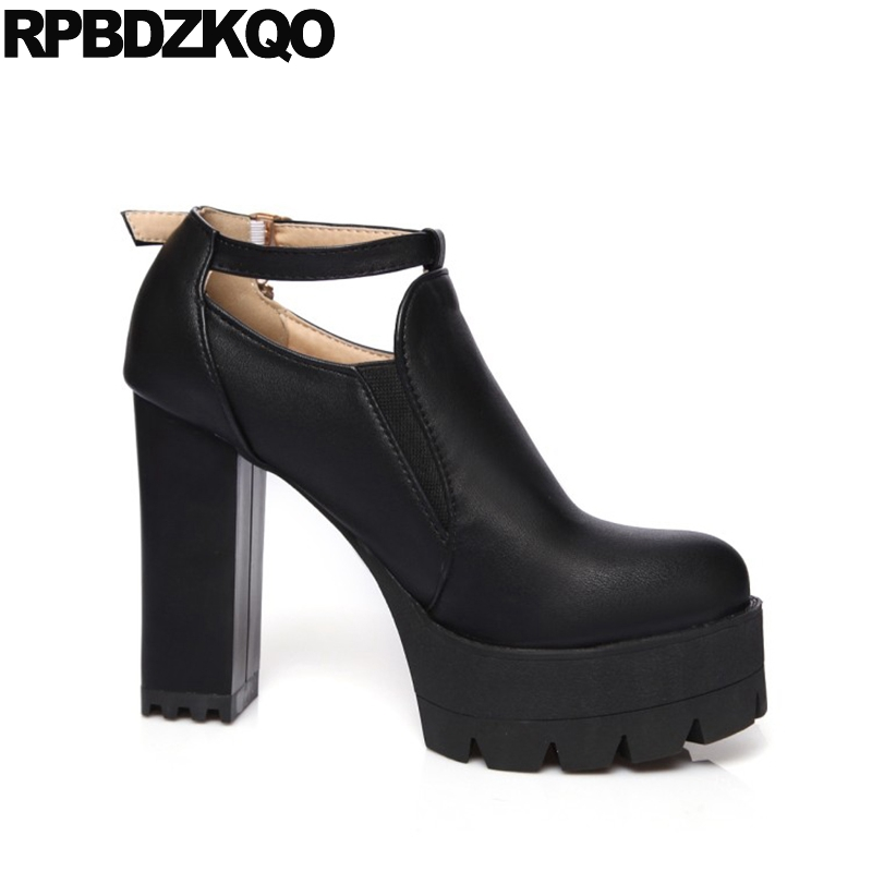 225d0964f8 Cheap 10 White Platform Boots Ankle Extreme Waterproof Fetish Size 43 Big  Women Black High Heel Shoes Gothic Booties Chunky - aliexpress.com -  imall.com