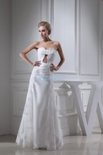 free shipping hot 2013 new designer dress fashion bride long custommade size/color white/ivory lace sexy elie saab wedding