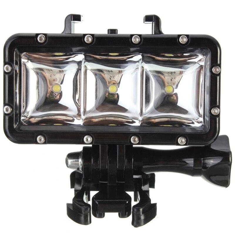 Lightdow Ronjenje LED svjetlo podvodno svjetlo za video svjetlo + - Kamera i foto - Foto 2
