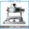 Cnc 1610 (láser opciones), bricolaje cnc máquina de grabado, mini Pcb Milling Machine, máquina de Talla De Madera, cnc router, cnc1610, GRBL control