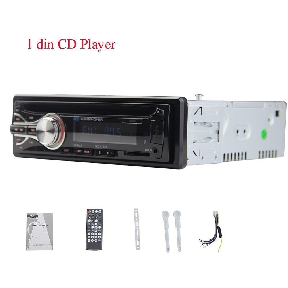 1 DIN Car dvd Player autoradio single din 1din Car Radio Player Stereo FM/MP3/Audio/Charger/USB/SD/AUX/ Auto Electronics 1 din car dvd player autoradio single din 1din car radio player stereo fm mp3 audio charger usb sd aux auto electronics